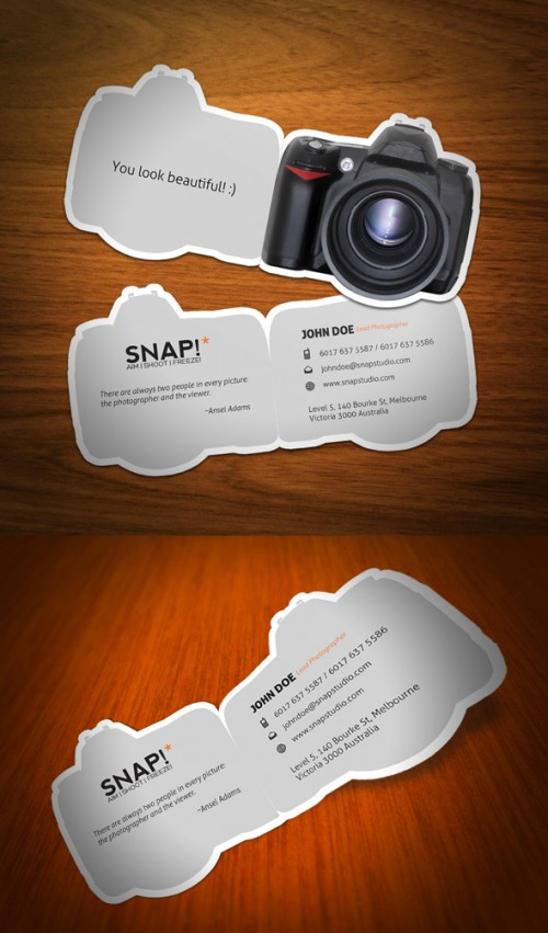 20_SNAP Business Card