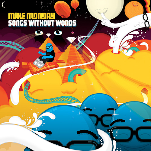 32_Mike Monday Songs Without Words