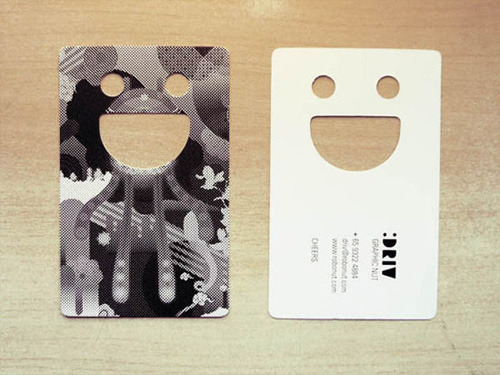 3_Business Card for - Driv