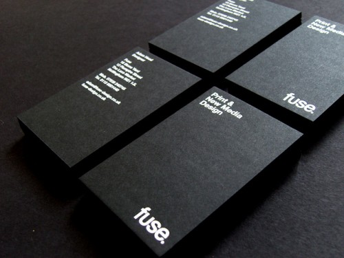9_ Fuse Business Cards