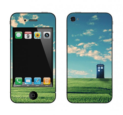 Apple iPhone 4  4s Decal Skin