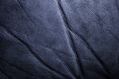 Black Leather Texture by Pink Sherbet Photography