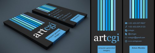 Business Card by Artcgix