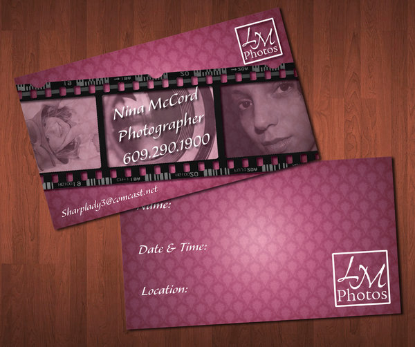 Business Card by ssharps711