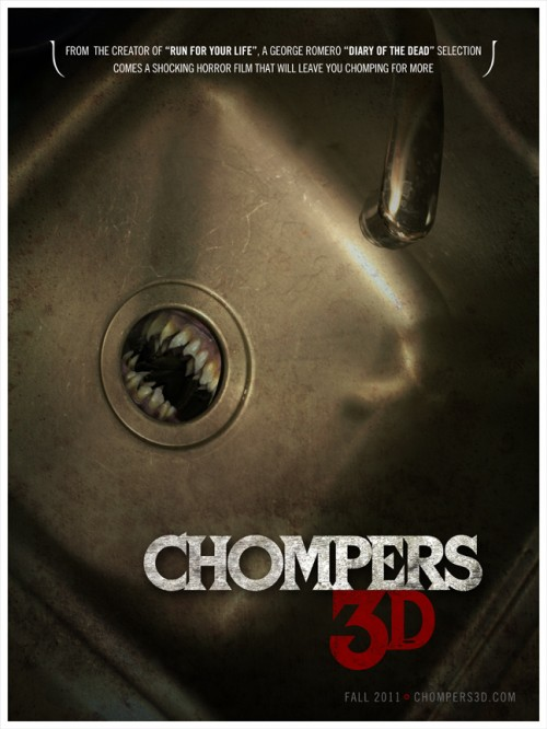 Chompers 3D movie poster