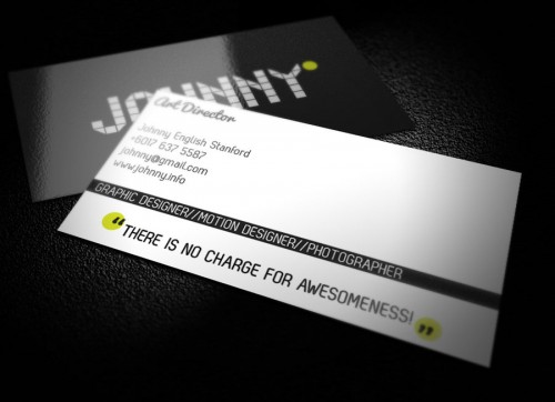 Creative Business Card by Kaixer Group