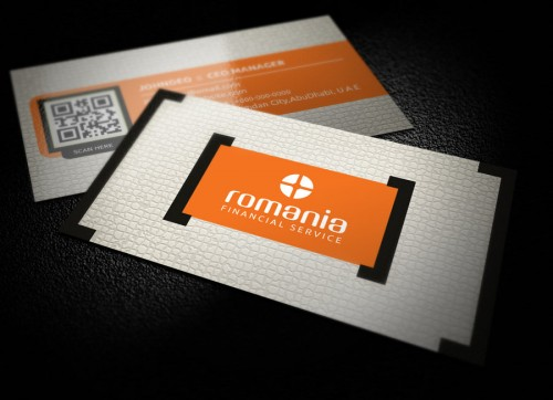 Exchange Business Card