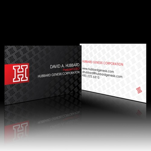 HGC Business Cards