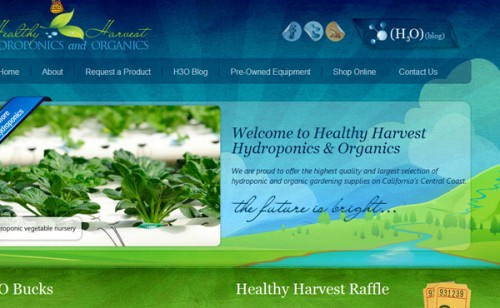 Healthy Harvest Hydroponics