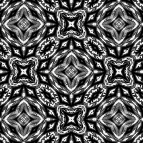 Monochromatic pattern I