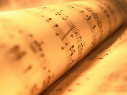 Music Sheets wallpaper