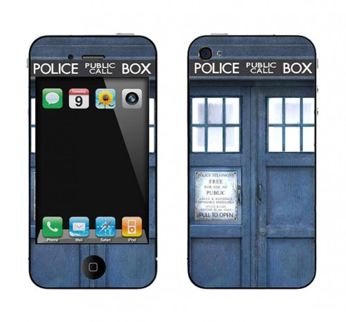 Tardis Doctor Who Police Call Box