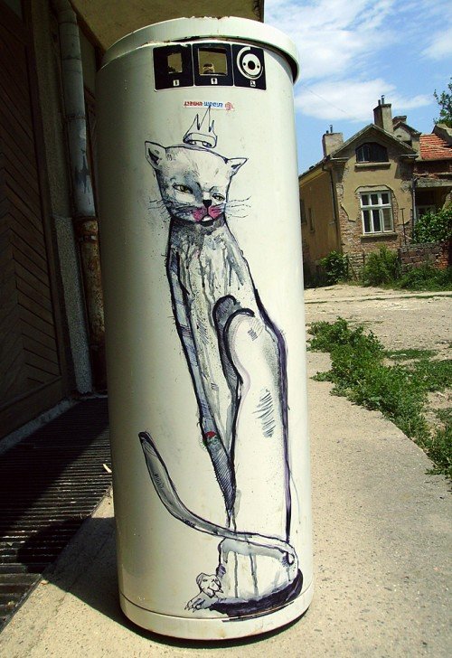 street art by Arnou