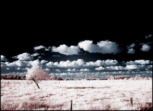 Clouds infrared