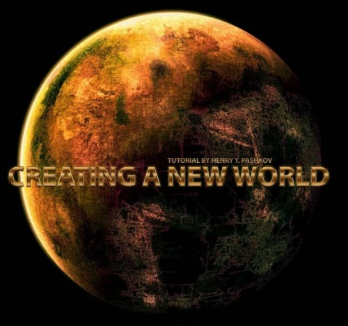 Creating a New World