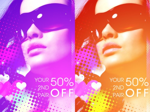 Design a Stylish Fashion Flyer from Photoshop Star