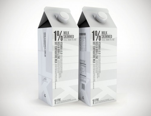Milk Carton Concept no 3
