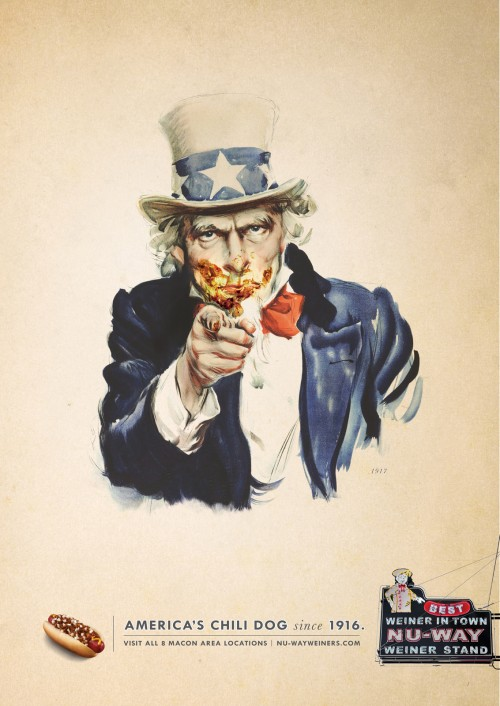 Nu-Way Weiners Uncle Sam