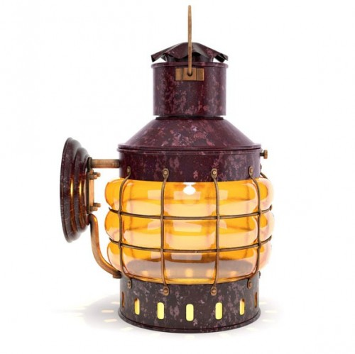 Old Ship Anchor Lantern