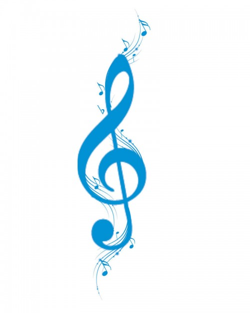Examples Of Inspirational Music Note Logo Designs