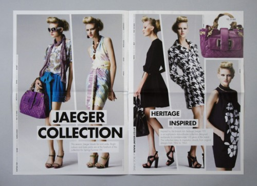 23_Jaeger SS09 Season Launch Brochure