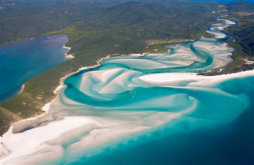 Amazing Whitehaven Beach HD Wallpapers