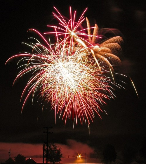 Canfield Fireworks