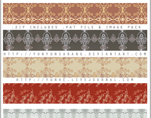 18 Free Cool Ornament Patterns
