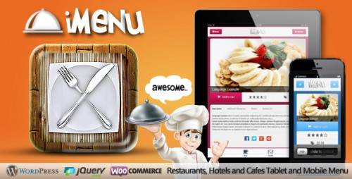 iMenu - Restaurant Tablet and Mobile