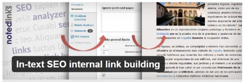 In-text SEO Internal Link Building