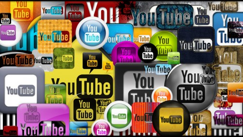 272 New YouTube Icons