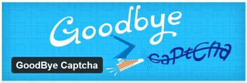 GoodBye Captcha