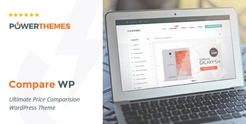 Price Compare - Price Comparison WordPress Theme