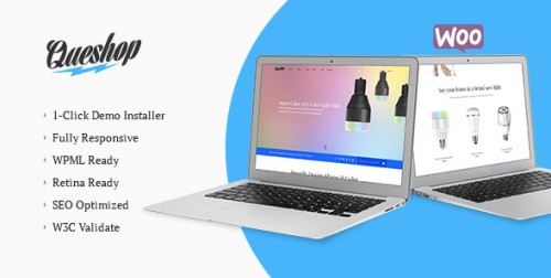 Qshop - Powerful WooCommerce WP Theme