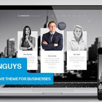 Brainguys - Creative Business WordPress Theme